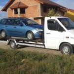 Tractari auto alba ford